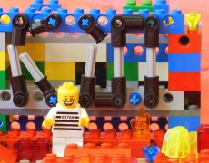 The Journey to Mars, A LEGO Adventure