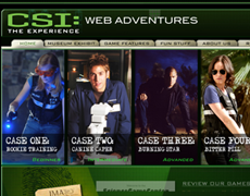 CSI: Web Adventures