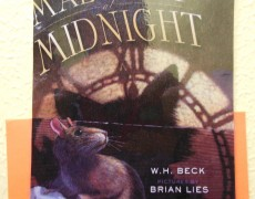 Malcolm at Midnight by W.H. Beck and Brian Lies,  WES Student Book Trailer