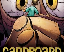 Cardboard by Doug Tennepel, WES Student Book Trailer by Zander