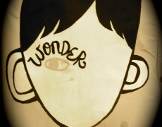 Wonder by R.J. Palacio, WES Student Book Trailer by Jackie, Leigh Ann, and Cora