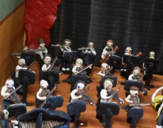 Joel's Animation of Beethovan's Fifth Symphony