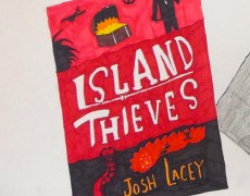 Island of Thieves by Josh Lacey, WES Book Trailer by Owen