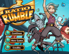 Ratio Rumble – math video game