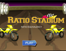 Ratio Stadium – ratio equivalency game