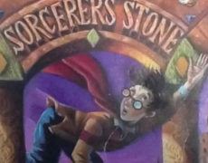 Harry Potter and the Sorcerer's Stone by JK Rowling, HCS Book Trailer by Ella, Maddie, and Henry