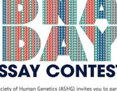 DNA DAY Essay Contest 2017