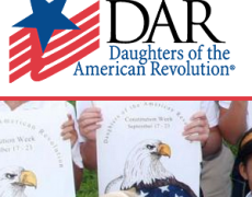 DAR – Daughters of the American Revolution Essay Contest