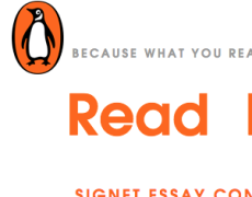 Signet Classics Essay Contest by Penguin USA