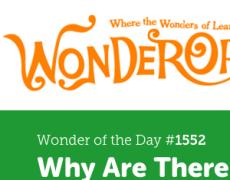 Wonderopolis – Where the Wonders of Learning Never Cease