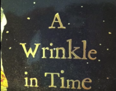 A Wrinkle in Time, WCS Book Trailer by Anna B