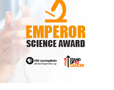 Emperor Science Award, PBS Learning Media