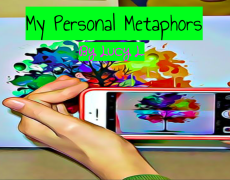 Personal Metaphor Project, Grade 5 ELA